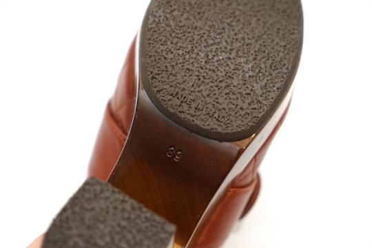 Chanel Red Mules Image 6