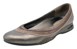 Cole Haan pewter Flats