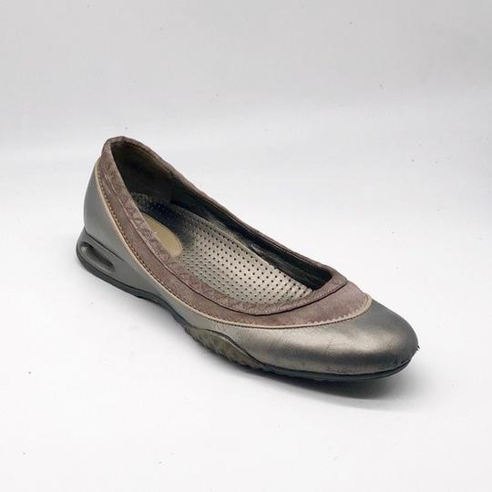 Cole Haan pewter Flats Image 1