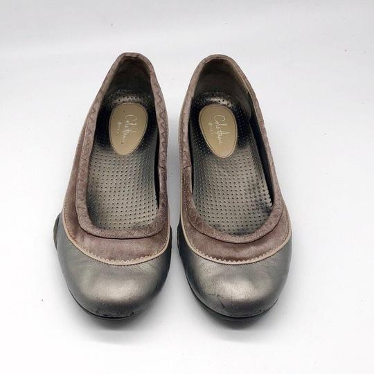 Cole Haan pewter Flats Image 2
