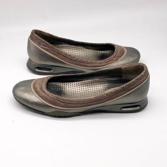 Cole Haan pewter Flats Image 3