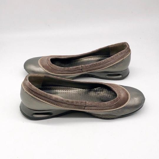 Cole Haan pewter Flats Image 4