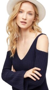 Anthropologie Knitted Knotted Sweater