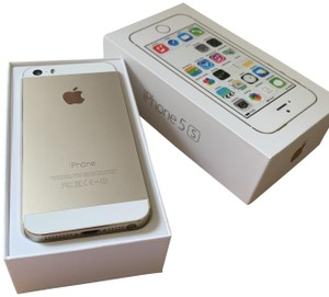Apple Apple iPhone 5s 16GB Gold - Verizon -