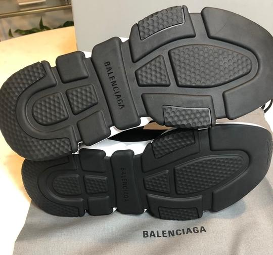 Balenciaga Sneakers Chunky Dad Trainers Black Athletic Image 9