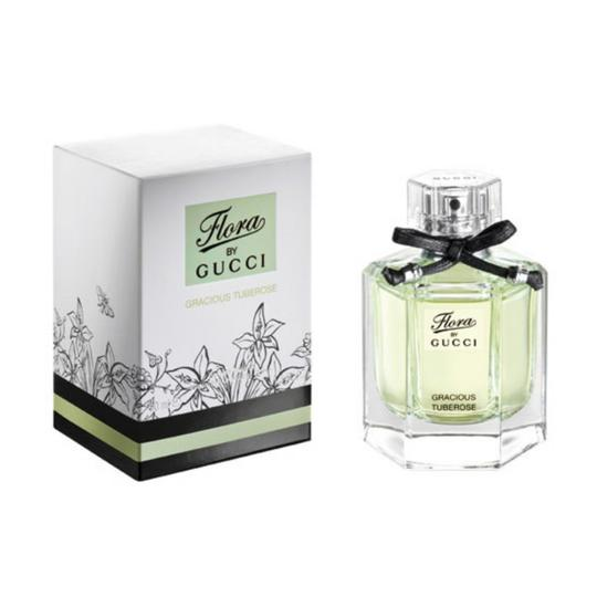 Gucci FLORA BY GUCCI GRACIOUS TUBEROSE-EDT-1.6 OZ-50 ML-FRANCE Image 1