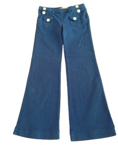 Dittos Boot Cut Pants Blue