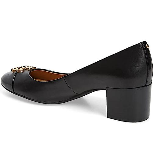 Tory Burch black with tag Pumps Image 1