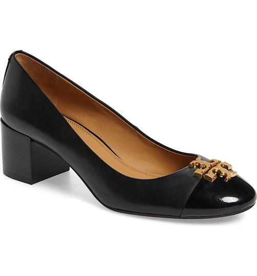 Tory Burch black with tag Pumps Image 5