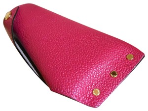 Louis Vuitton Berlingot Key Holder Cles Pouch Rivets Red Epi Leather M61475