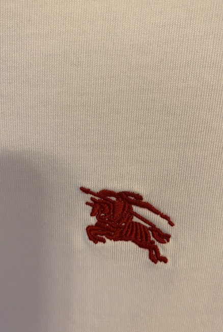 Burberry T Shirt white Image 2