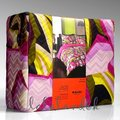 Missoni for Target Purple King Passione Floral Duvet Cover & Shams Set Other