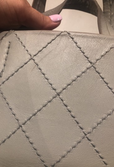 Chanel Tote in gray Image 9