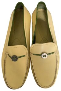 Cole Haan golden yellow Flats