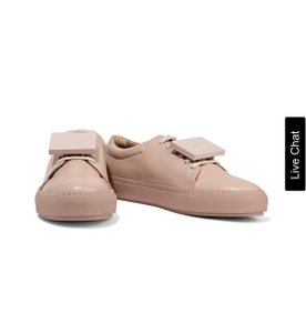Acne Studios Dusty Pink Athletic