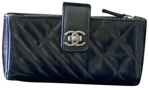 Chanel iPhone Wallet