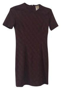Versace Jeans Collection short dress Brown on Tradesy