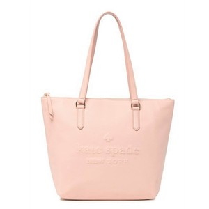 Kate Spade Leather Tote Large Tote Work Tote Pebbled Warm Vellum Laptop Bag