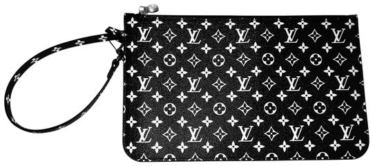 Louis Vuitton [ebay sold] Limited Rare Monogram Jungle Giants Neverfull Pochette X32 Image 0