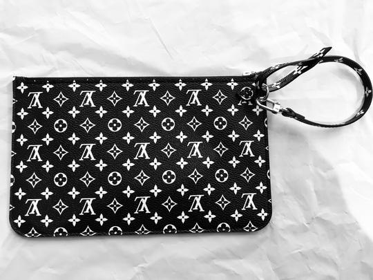 Louis Vuitton [ebay sold] Limited Rare Monogram Jungle Giants Neverfull Pochette X32 Image 8