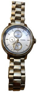 Fossil Fossil watch with bling