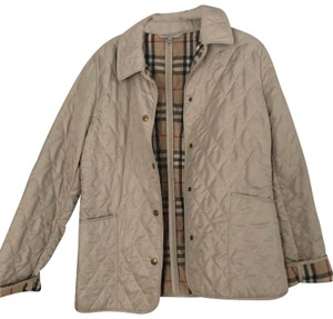 Burberry cream Jacket