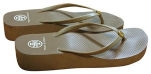 Tory Burch Nude Sandals