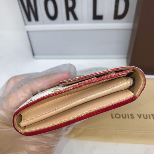 Louis Vuitton murakami Sarah Multicolore Monogram Long wallet Image 3