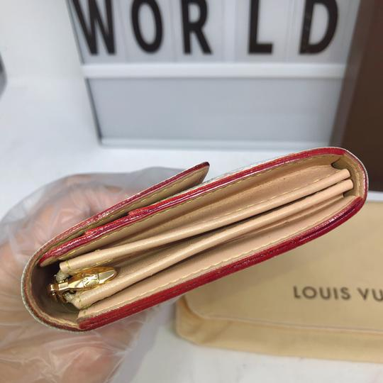 Louis Vuitton murakami Sarah Multicolore Monogram Long wallet Image 4