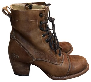 Bed|Stü brown natural Boots