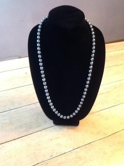 Other Strand of black pearls