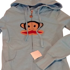 Paul Frank Blue Jacket New Sweatshirt