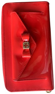 Tory Burch Tory Burch - Patent Leather Wallet