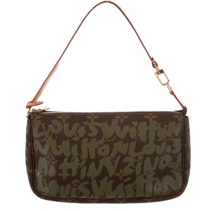 Louis Vuitton Sprouse Pochette Graffiti Stephen Sprouse Baguette