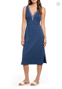 Green and Blue Maxi Dress by Tommy Bahama