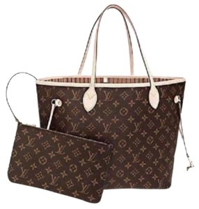 Louis Vuitton Neverfull Luxury Limited Edition European Tote in Monogram Canvas