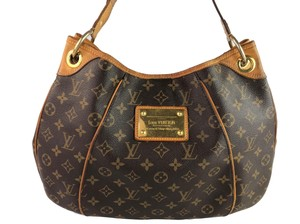 Louis Vuitton Lv Monogram Galliera Shoulder Bag