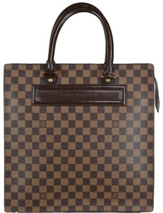 Louis Vuitton Toile Venice Gm Tote in Brown