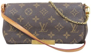 Louis Vuitton Pm Favorite Monogram Cross Body Bag