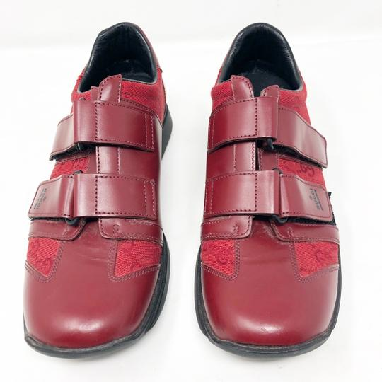 Gucci red Athletic Image 1