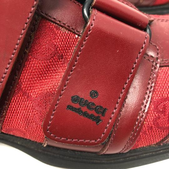 Gucci red Athletic Image 2