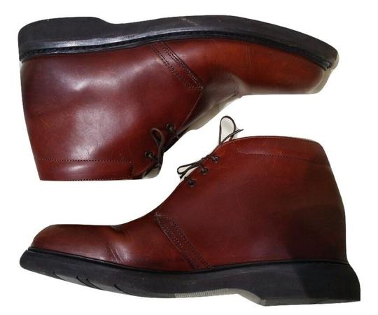 Barrie British Tan Ltd. Custom Grade Chukka Ankle Boots Size 7 1/2 Ee Shoes Image 6
