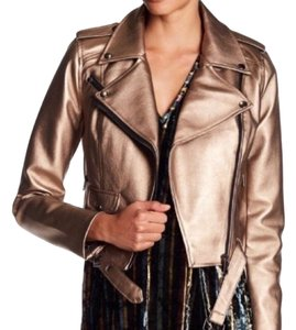 Romeo & Juliet Couture Leather Jacket