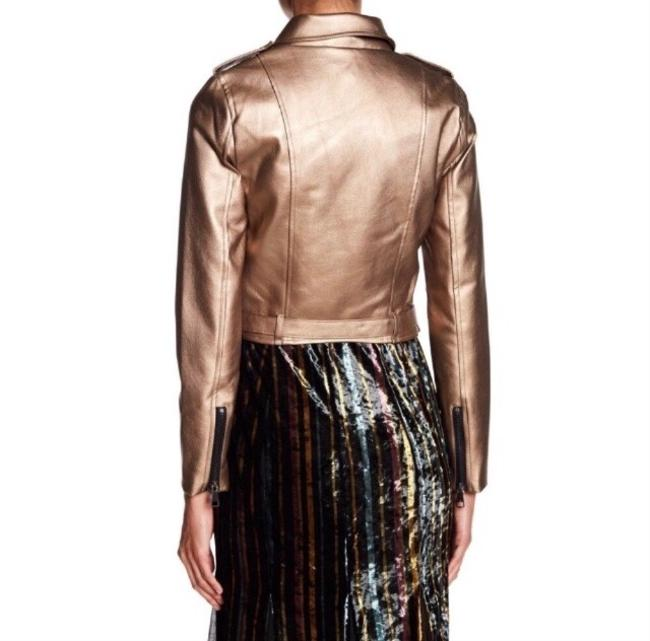 Romeo & Juliet Couture Leather Jacket Image 2