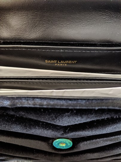Saint Laurent Slp Ysl Toy Lou Lou Slp Lou Lou Cross Body Bag Image 7