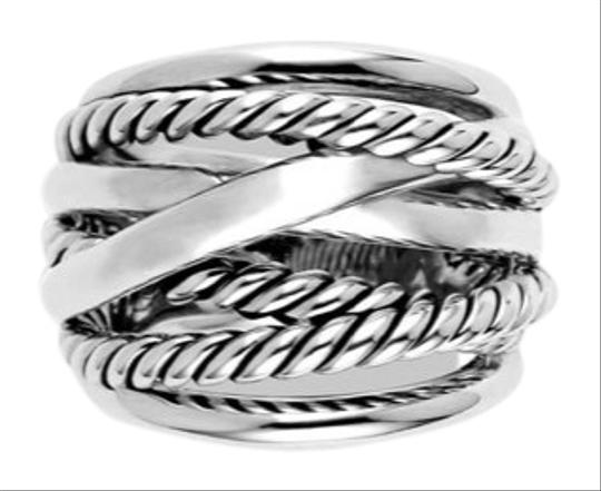 Preload https://img-static.tradesy.com/item/25996428/david-yurman-wide-crossover-ring-0-1-540-540.jpg