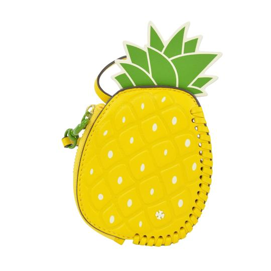 Preload https://img-static.tradesy.com/item/25996498/tory-burch-yellow-pineapple-coin-pouch-key-fob-bag-charm-0-0-540-540.jpg