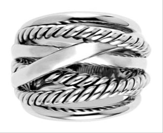 Preload https://img-static.tradesy.com/item/25996563/david-yurman-wide-crossover-ring-0-1-540-540.jpg