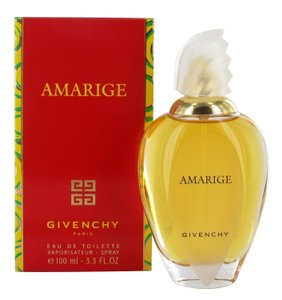 Givenchy Givenchy Amarige EDT 3.3 oz 100 ml Women