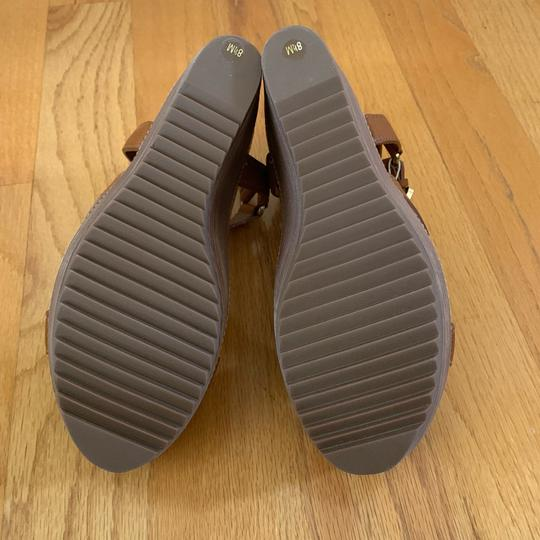 Tory Burch New Cognac Wedges Image 7